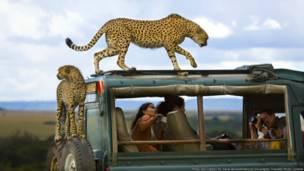 Brasileiro vence Concurso de Fotos de Viajantes da National Geographic 2013  | Foto: Yanai Bonneh