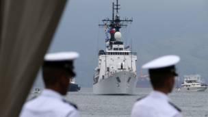 फ़िलीपींस नेवी, वारशिप, लड़ाकू जहाज़