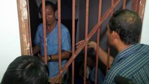 बर्मा में लोकतंत्र के लिए संघर्ष की शुरुआत की 25 वीं वर्षगांठ