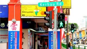 सिंगापुर, लिटिल इंडिया