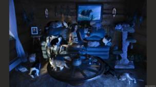 Pocahontas, en la lente de Dina Goldstein