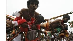 चेन्नई में आदि उत्सव
