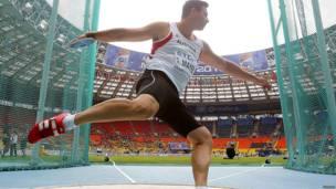 आईएएएफ़ एथलेटिक्स चैंपियनशिप, मॉस्को