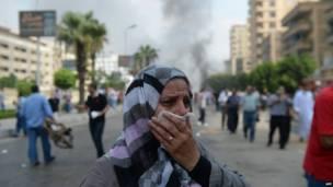 На улицах Каира
