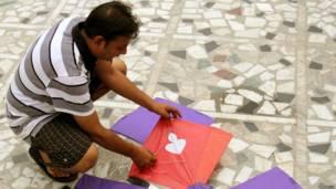 स्वतंत्रता दिवस, पतंग उत्सव
