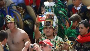 मैक्सिको के तीर्थयात्री
