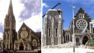 गत्ते का चर्च
