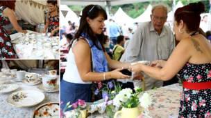 英國夏季美食節,品嚐美味與歡樂