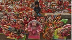 Hindistan'daki Daşama Festivali