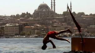 तुर्की, इस्तांबुल शहर
