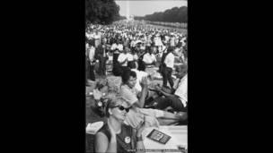 ABD, Washington, DC. 28 Ağustos 1963