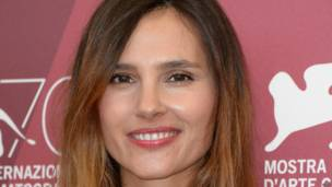 फ़िल्म फेस्टिवल की जूरी सदस्य वर्जीने लेडोन