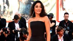 ईरानी अभिनेत्री गोल्शिफेच फरहानी,70वां अंतरराष्ट्रीय फ़िल्म फेस्टिवल