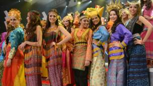 Indonesia Miss World 2013