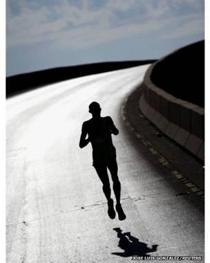 केन्याई धावक रॉबर्ट किप्रोटिक.