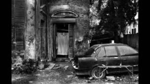 रिपन स्ट्रीट पर एक घर