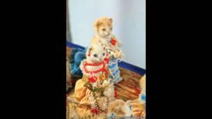 बिल्ली की शादी