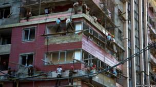 पिक्चर गैलरी, उत्तर कोरिया, सैनिक, निर्माण