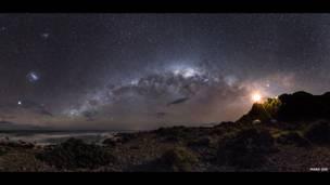 Guiding Light to the Stars © Mark Gee (Avustralya)