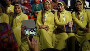 तीसरी द वर्ल्ड मुस्लिमाह प्रतियोगिता