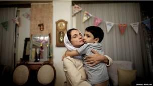 ईरान, जेल, रिहाई, तस्वीरें