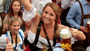 अक्टूबर फेस्ट, जर्मनी, बियर पीने वाले, 180वां अक्टूबरफेस्ट, म्यूनिख