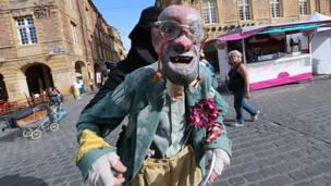 फ्रांस, कठपुतली शो