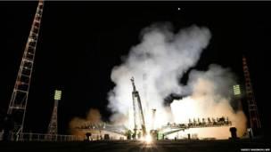 सोयूज रॉकेट