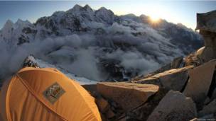 Maximo Kausch já escalou 59 montanhas, mas ainda faltam 58; muitas não são visitadas há anos ou décadas
