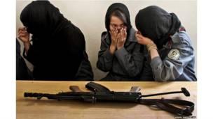 अफ़ग़ान, महिला पुलिस
