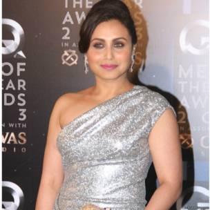 रानी मुखर्जी, जीक्यू अवॉर्ड्स 2013, rani mukherjee,GQ awards 2013