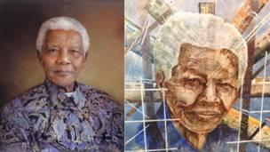 Retratos realizados por Richard Stone y Rankadi Daniel Mosako