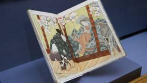 जापान, इरोटिका, इतिहास, काम कला, अश्लीलता, ब्रिटिश म्यूज़ियम, प्रदर्शनी