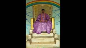 Benjamin Ikenchuku Keagborekuzi