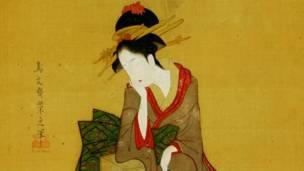 Shunga, Exposición del Museo Británico