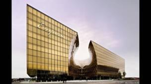 Торговый центр Emporia в Мальмо - Wingardh Arkitktkontor AB.
