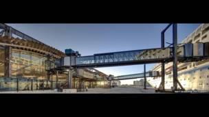 Круизный терминал в сиднейском порту -  Pilton Walker Architects