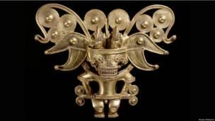 圖輯:大英博物館飛越黃金國展覽