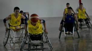 गेम्स, बास्केटबॉल