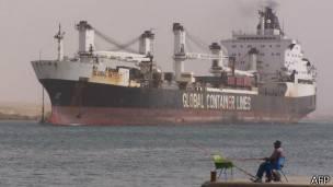 Nuevo Canal de Suez