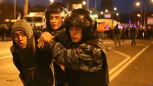 Беспорядки в Бирюлёве