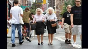 Humanos de Nueva York
