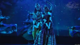 हेमा, राधा-कृष्ण