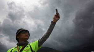 मलेशिया, विश्व पैराग्लाइडिंग सीरीज़