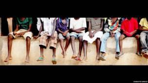 Niños en Ghana