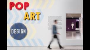 Pop Art Design, Installation image, © Gar Powell-Evan