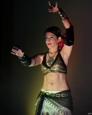 बंगलौर बेली डांस