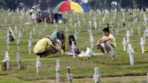 फ़िलीपीन्स कब्रिस्तान