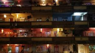 दिवाली, मुंबई, सजावट