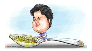 राजनीतिक कार्टून, ज्योतिरादित्य सिंधिया
